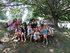 campers & councilors